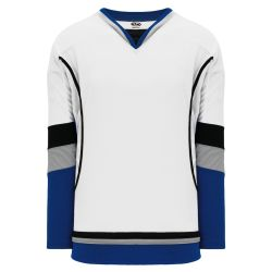 H550C Pro Hockey Jersey - New 2009 Tampa Bay 3rd White