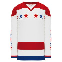 H550C Pro Hockey Jersey - 2011 Washington Winter Classic White