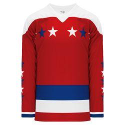 H550C Pro Hockey Jersey - 2015 Washington 3rd Red