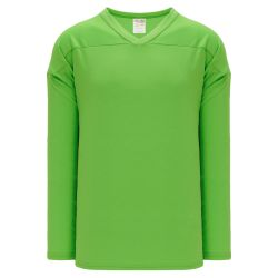 H6000 Practice Hockey Jersey - Lime Green