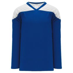 H6100 League Hockey Jersey - Royal/White