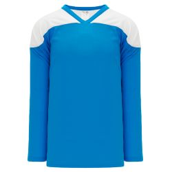 H6100 League Hockey Jersey - Pro Blue/White