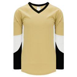 H6600 League Hockey Jersey - Vegas/Black/White