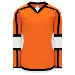 H7000 Select Hockey Jersey - Orange/Black/White