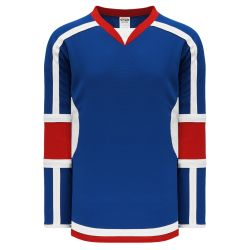 H7000 Select Hockey Jersey - Royal/Red/White