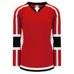H7000 Select Hockey Jersey - Red/Black/White