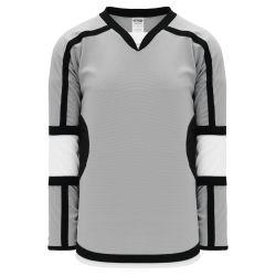 H7000 Select Hockey Jersey - Grey/White/Black