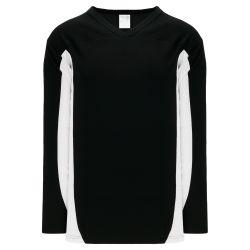 H7100 Select Hockey Jersey - Black/White