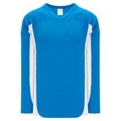H7100 Select Hockey Jersey - Pro Blue/White