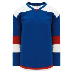 H7400 Select Hockey Jersey - Royal/Red/White
