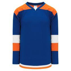 H7400 Select Hockey Jersey - Royal/Orange/White