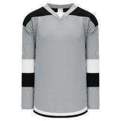 H7400 Select Hockey Jersey - Grey/White/Black