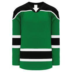H7500 Select Hockey Jersey - Kelly/White/Black