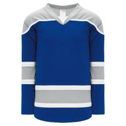 H7500 Select Hockey Jersey - Royal/Grey/White