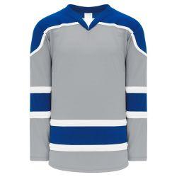 H7500 Select Hockey Jersey - Grey/Royal/White