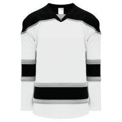 H7500 Select Hockey Jersey - White/Black/Grey