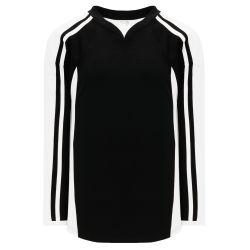 H7600 Select Hockey Jersey - Black/White