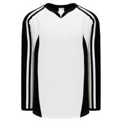 H7600 Select Hockey Jersey - White/Black