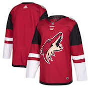 Adidas Authentic Arizona Coyotes Jersey - Home