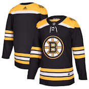 Pro Customized - ANY NAME - Adidas Authentic Boston Bruins Jersey - Home
