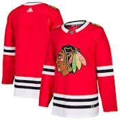 Pro Customized - ANY NAME - Adidas Authentic Chicago Blackhawks Jersey - Home