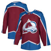 Pro Customized - ANY NAME - Adidas Authentic Colorado Avalanche Jersey - Home