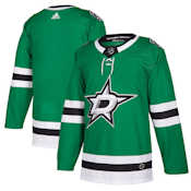 Pro Customized - ANY NAME - Adidas Authentic Dallas Stars Jersey - Home