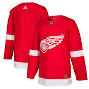Adidas Authentic Detroit Red Wings Jersey - Home