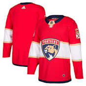Pro Customized - ANY NAME - Adidas Authentic Florida Panthers Jersey - Home