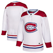 Pro Customized - ANY NAME - Adidas Authentic Montreal Canadiens Jersey - Away