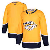 Pro Customized - ANY NAME - Adidas Authentic Nashville Predators Jersey - Home