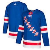Adidas Authentic New York Rangers Jersey - Home