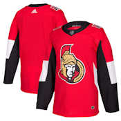 Adidas Authentic Ottawa Senators Jersey - Home