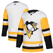 Pro Customized - ANY NAME - Adidas Authentic Pittsburgh Penguins Jersey - Away