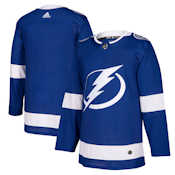 Adidas Authentic Tampa Bay Lightning Jersey - Home