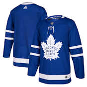 Pro Customized - ANY NAME - Adidas Authentic Toronto Maple Leafs Jersey - Home