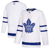 Pro Customized - ANY NAME - Adidas Authentic Toronto Maple Leafs Jersey - Away