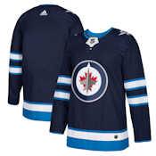 Adidas Authentic Winnipeg Jets Jersey - Home