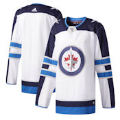 e4d75fb2d Pro Customized - ANY NAME - Adidas Authentic Winnipeg Jets Jersey - Away
