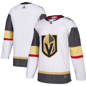 Pro Customized - ANY NAME - Adidas Authentic Vegas Golden Knights Jersey - Away