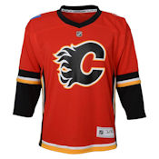 Calgary Flames Youth Replica Jersey - Home