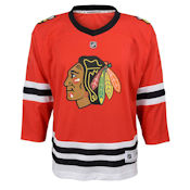 Chicago Blackhawks Youth Replica Jersey - Home e14c62cc7cb