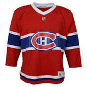 Montreal Canadiens Youth Replica Jersey - Home