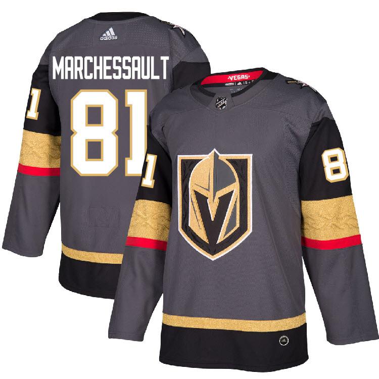 81 Jonathan Marchessault Jersey Vegas Golden Knights Home Adidas ... 4c74e1fca
